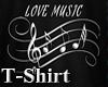 Love Music Shirt
