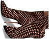 Fishnet Heels