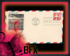 BFX 2 Airmail Letters