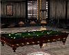 Wooden Pool Tabel