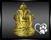 Ganesh Shrine Gold