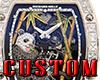 Custom Richard Millie