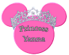 Princess Yanna Tee Kid