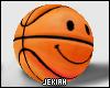 Smiley Face Basketball