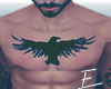 Mely Crow Tattoo M.
