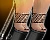 😢 Fishnet Stilettos