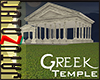 GreekS Temple + Plaza