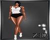 [Z3D] Outfit Black/white