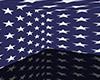US Flag Stars Photo Room