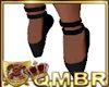 QMBR Ballerina Slipper B