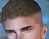 Short hair D.Brown