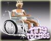 Serene Clinic Wheelchair