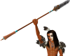 Native Warrior Spear Hvy