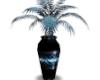 Blue Tiger Vase/Plant