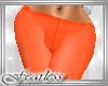 *fb* Orange! Soft Leggns