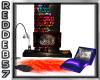 Vivid Club Fireplace