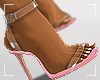 ṩEsha Heels Pink