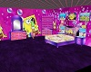 Spongebob Kids BDRM