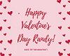 Valentine for randy