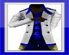 Blu n Wite Men Jacket
