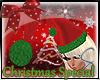 *S Christmas Hat