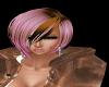 sweety pink hair