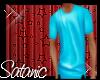 Simple Blue Shirt