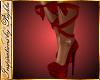 I~Cherry Ribbon Heels