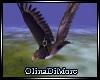 (OD) Flying hawk
