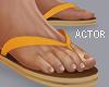 ! Summer Slippers