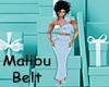 Malibu belt baby blue