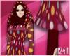 24: Maroon Polka Hijab