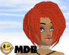 ~MDB~ BRIGHT RED ABBIE