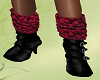 Gothic Sox + Boots 2