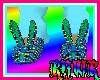 [RAWR]Plaid Bunny (BLUE)