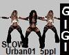 URBAN01 SLOW 5 PPL