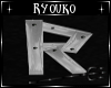 R~ Letter R
