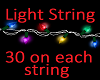 Christmas Light String