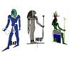 Hapi Heqt Seb Egypt gods