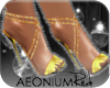 ! 115_Azra_Gold_Shoes