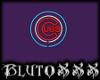 !B! Cubs Neon Sign