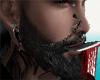 LV face chains  R