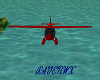 animated waterplane
