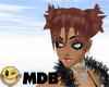 ~MDB~ AUBURN BABY HAIR
