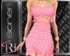 Mimi pink dress