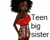 Teen Afrocentric Sis Fit