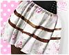 愛 Floral Skirt