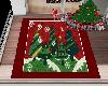 [W] Christmas Trees Rug