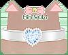 -M- Gem Heart Choker B