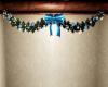 Holiday Garland Blue